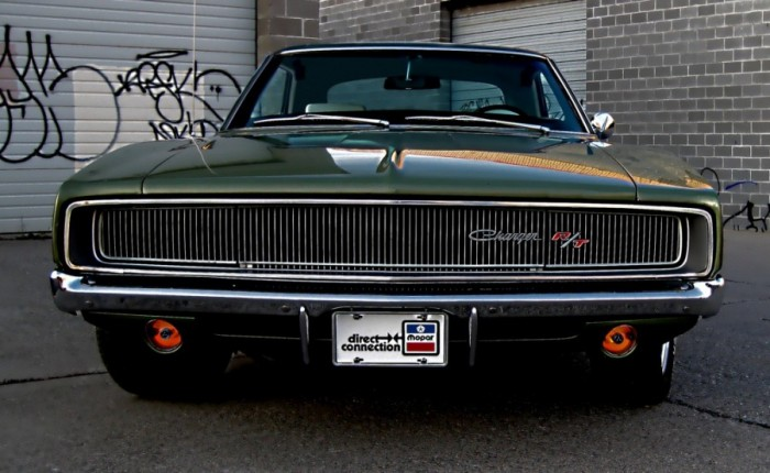 Dodge Charger, 1968
