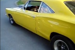 Dodge Coronet Superbee, 1968 (Video)