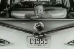 Chevrolet Brookwood Station Wagon, 1959 (Video)