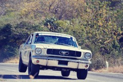 Flying Ford Mustang (Panamericana 2011)