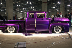 James Hetfields Ford F100 Custom Truck, 1956