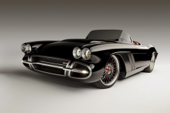 Chevrolet Corvette, 1962 (Custom)
