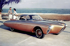 Oldsmobile Golden Rocket (Concept Car)