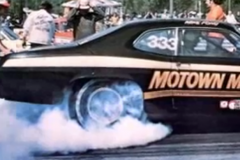 "Plymouth Duster ""Motown Missile"", 1973"