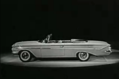 Chevy Impala - alter Werbefilm