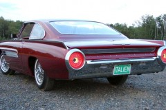 "Ford Thunderbird ""Italien"", 1963 (Concept Car)"