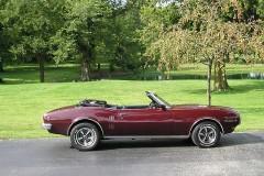 Pontiac Firebird, 1968