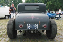 Hot Rod with Pinstripes