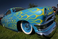 Ford with Flames, 1949