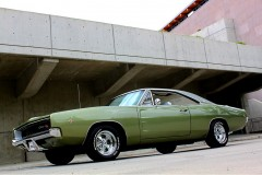 Dodge Charger R/T, 1968 (again)