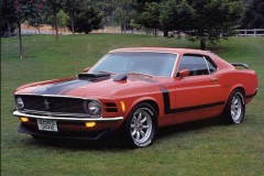 Ford Mustang, Boss 302