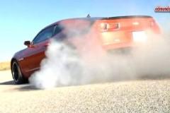 Camaro HPE550, 2010 (Video)