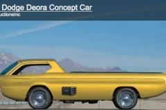 Exot: Dodge Deora, 1965