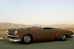 Custom: Chevy Styleline Deluxe mit Jaguar-Motor, 1951