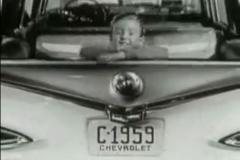 Chevrolet Brookwood Station Wagon, 1959 (Video)