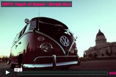 Depth of Speed: Simple Soul (VW Bus und Cabrio)