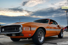 Ford Mustang Shelby GT500, 1969