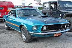 Ford Mustang Mach 1, 1969