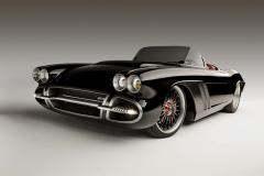 Chevrolet Corvette, 1962 (Custom)