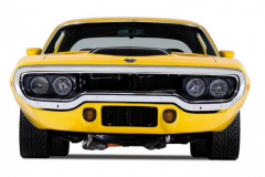 Plymouth Road Runner, 1972