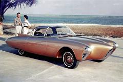 Oldsmobile Golden Rocket (Concept Car)