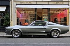 Ford Mustang Shelby G.T. 500 Eleanor
