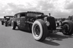 Hot Rods @ Bottrop Kustom Kulture 2011 (Video)