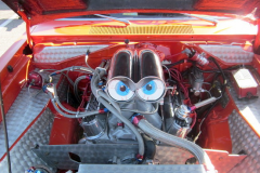 Dodge Dart Swinger, 1970: Don't look at me