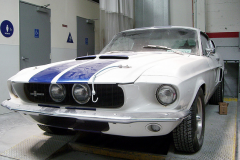 Ford Mustang Shelby, 1967