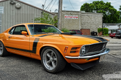 Ford Mustang Boss 347, 1970
