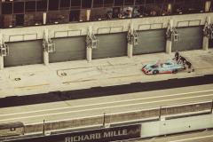 Laurent Nivalle: Le Mans Classic 2012