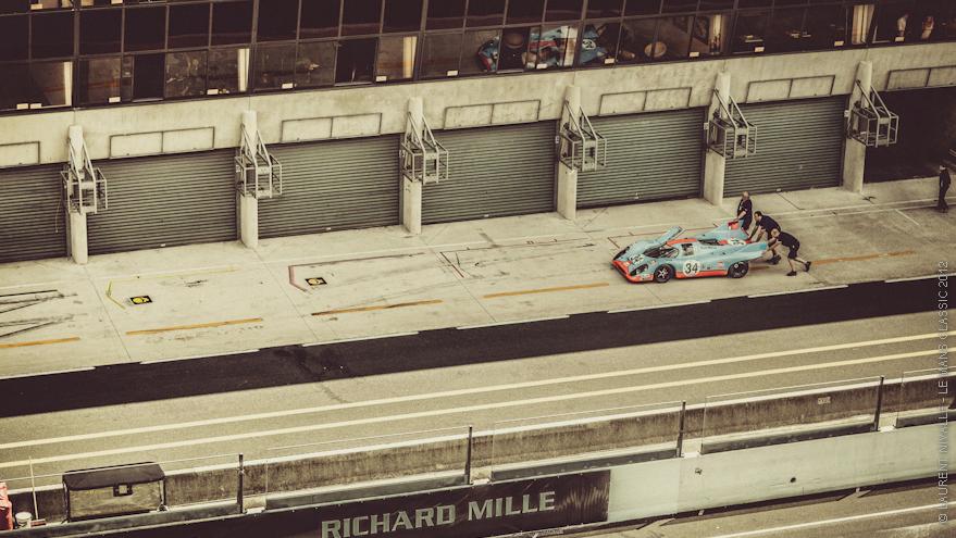 Laurent Nivalle Le Mans 2012