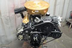 Nebenaggregate Mustang 1965 mit 289 ci Motor